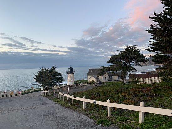 HI-Point Montara Lighthouse: 시설도 깔끔하고 아늑하네요 깨끗하고 가성비 좋고 친절한 호스텔