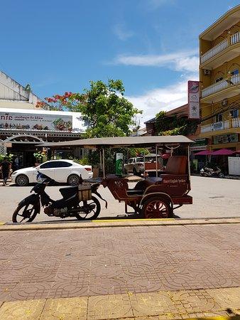 Tuk Tuk Kampot