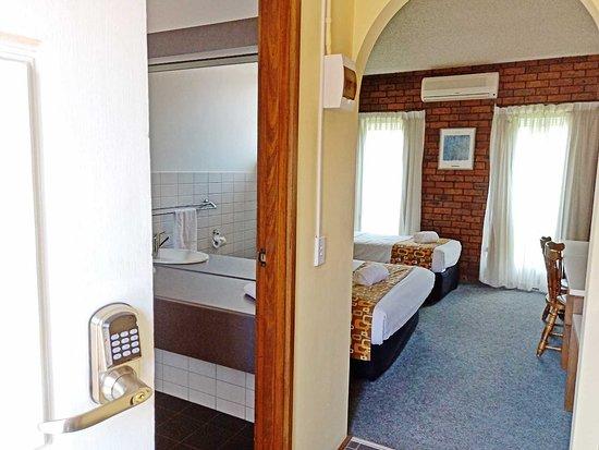 Twin room - Room facilities