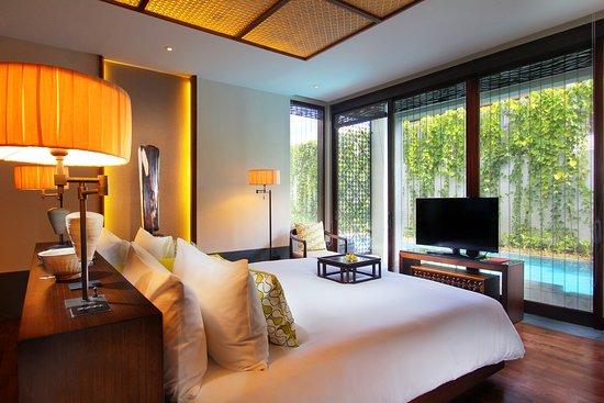 Fairmont Sanur Beach Bali: Three Bed Room Pool Villa