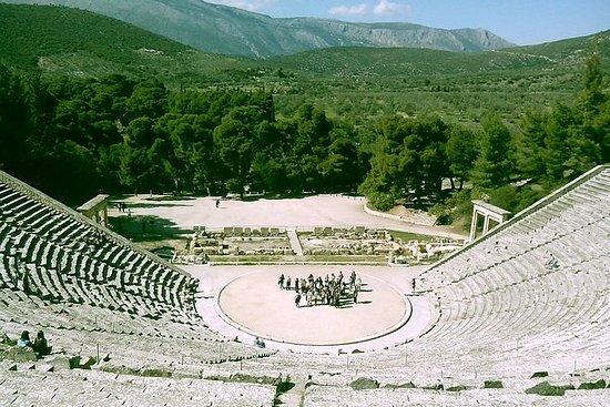 Tour privé de 5 jours en Grèce...