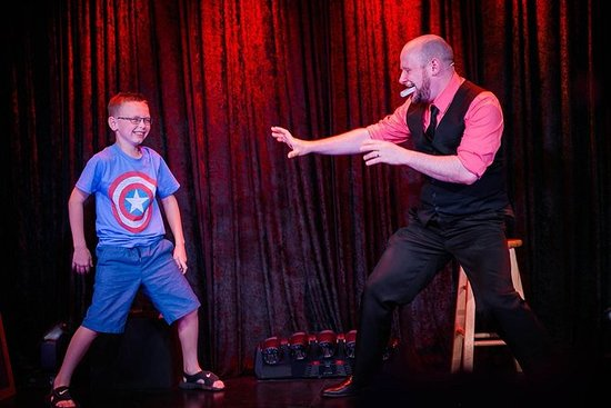 Impossibilities Magic Show at the...