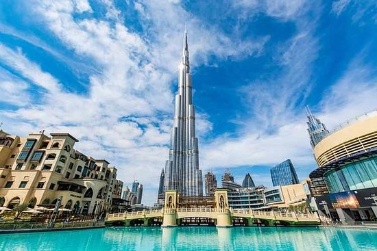 Dubai Mall Shopping and Burj Khalifa...