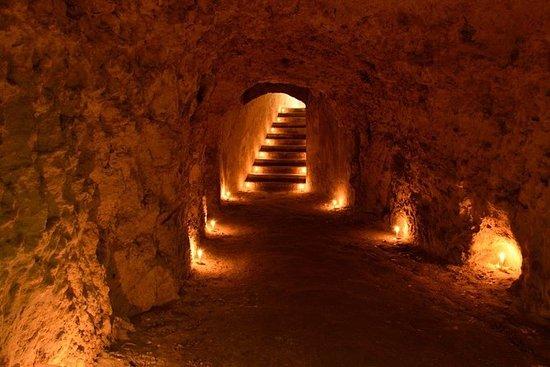 Cagliari souterrain