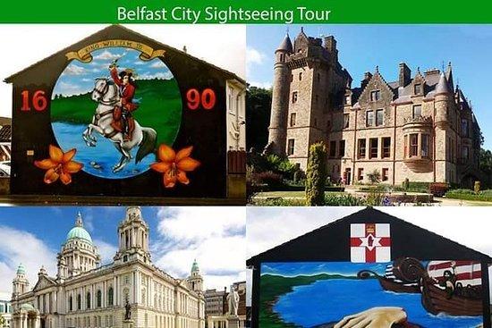 Tour Privado pela Cidade de Belfast e...