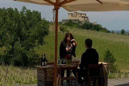 Van het kasteel van Torrechiara tot ...