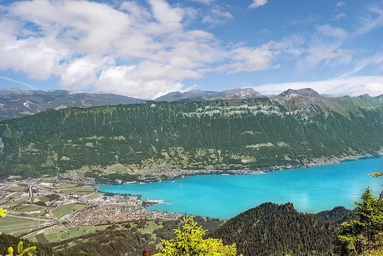 Interlaken day trip by bus from Geneva