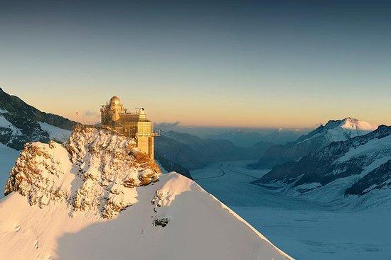 Interlaken og Jungfrau dagstur fra...