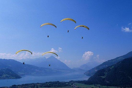 Interlaken & Paragliding Experience...