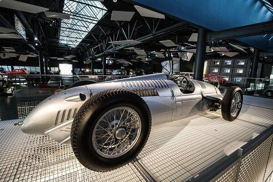 Riga Motormuseum Entreeticket