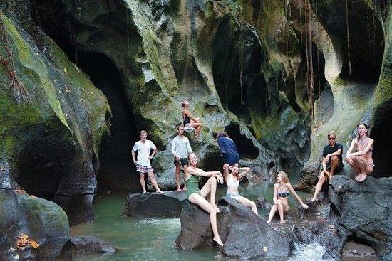 Glorious Bali Canyon trek & Volcano...