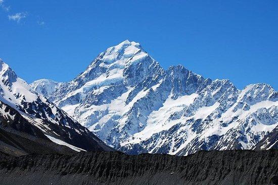 Aoraki-Mt Cook privédagtour van ...