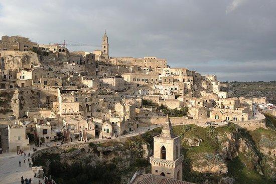 Besichtigung von Matera von Bari