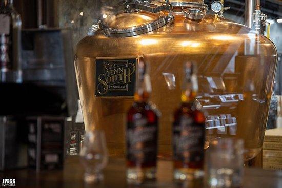 Tenn South Distillery Tour
