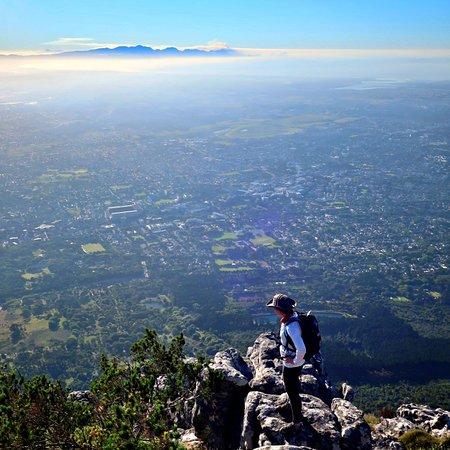 Table Mountain National Park, Südafrika: View from Devil's Peak