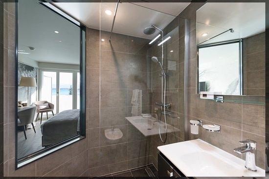 Ambassador Boutique Hotel: Superior Lake View room
