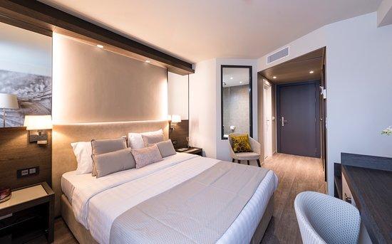 Ambassador Boutique Hotel: Standard room