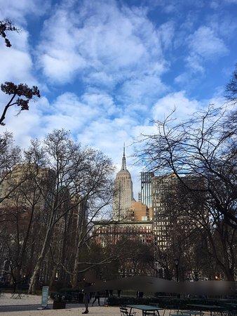 Madison Square Park Resmi