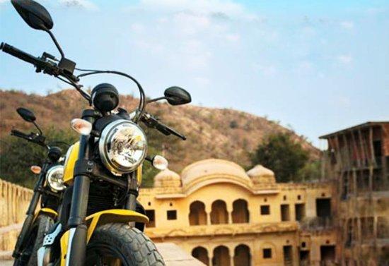 Bike Jeep Trip
