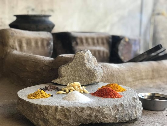 Deogarh Hills: Traditional way of cooking