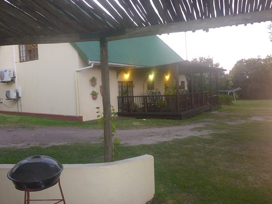 A very good place to stay for a visit to the Oribi Gorge.