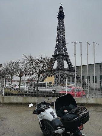 La Torre Eiffel Del Veneto