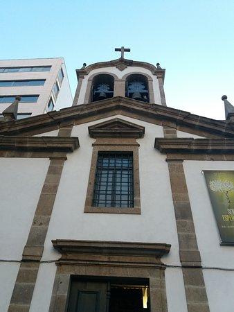Capela de Sao Miguel-o-Anjo