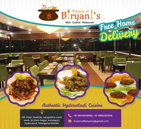 good restaurants in kondapur