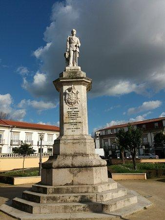 Estatua de Dom Pedro V