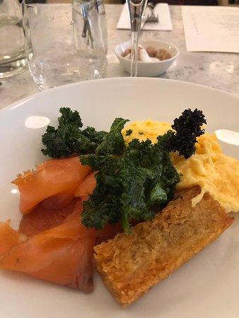 Ham Restaurant: Healthy brunch