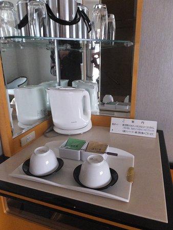 ほうじ茶と煎茶