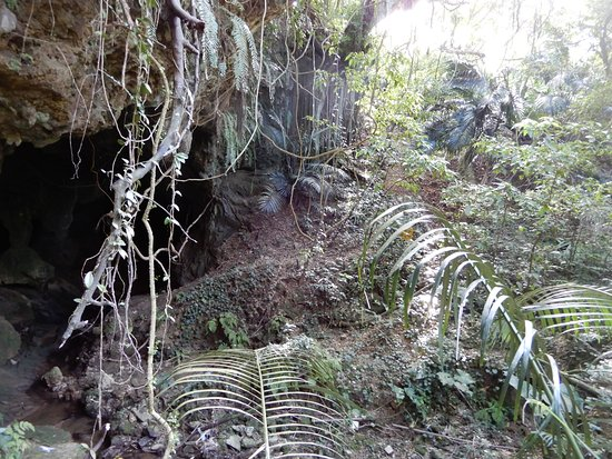 Shimuku Gama Cave