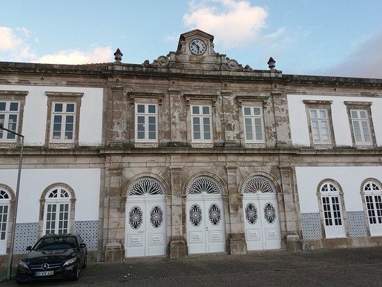 Estacao de comboios de Braga