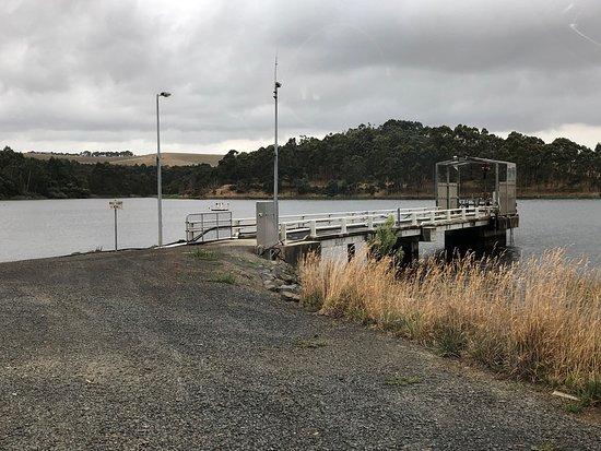 Glen Alvie, Úc: Lance Creek Reservoir
