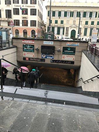 Metropolitana Di Genova: AGGIORNATO 2019 - tutto quello che c\'è da ...
