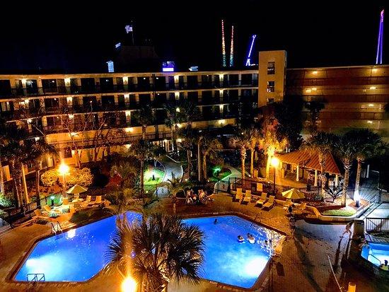 Staybridge Suites - Orlando Royale Parc Suites: Adoramos o hotel.