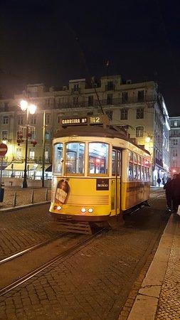 Трамвай на Белен