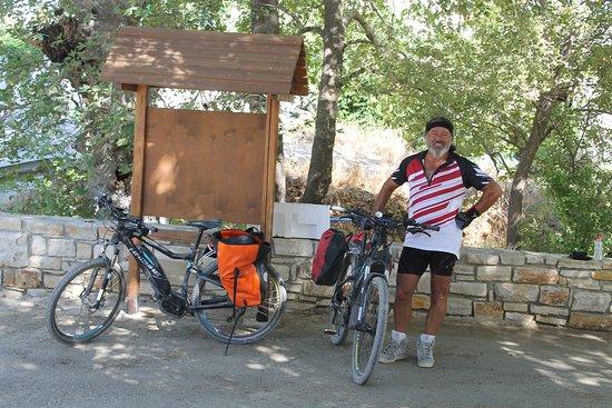 Adams E-Bikes Crete