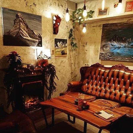 Sankt Michael im Lungau, ออสเตรีย: Kunstwerk Cafe