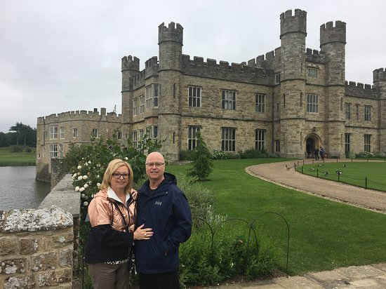 At Leeds Castle