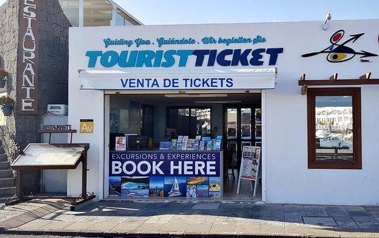 Touristticket