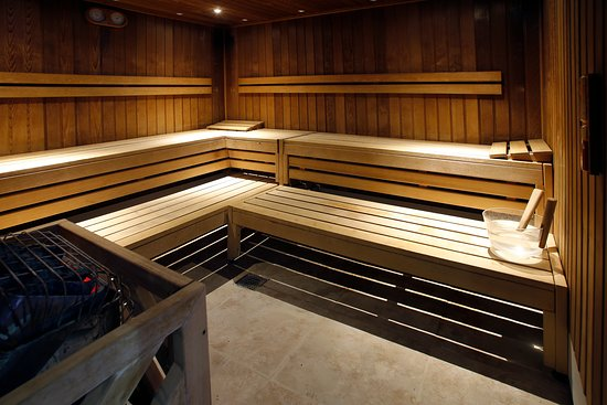 Christchurch, UK: Sauna
