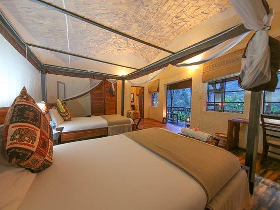 Kabale, Uganda: Mahogany Springs - Luxury Gorilla Safari Lodge