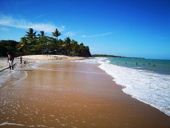 Barra Do Cahy Beach