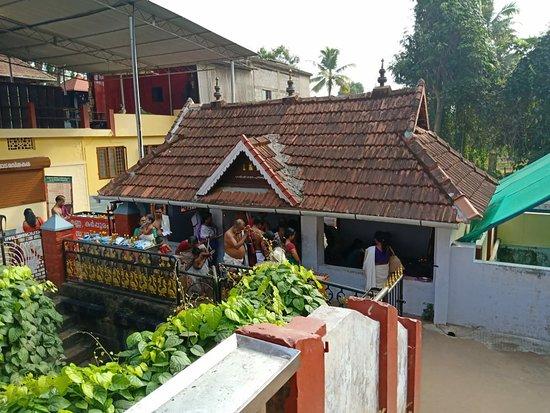 Panachikkadu Dakshina Mookambika Saraswathi Temple