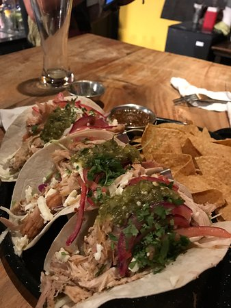 Reasonably priced upscale Mexican,Draft Beer & Craft Cocktails
