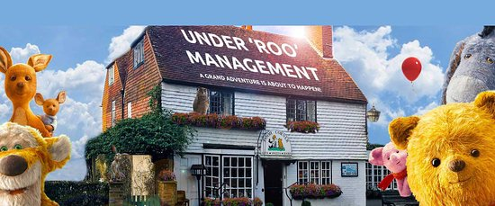 Hartfield, UK: 2019 see's new owners arrive at Pooh Corner.
