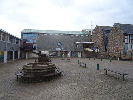 The Totnes Civic Hall