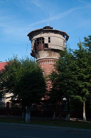 Railway Water Tower Pillau