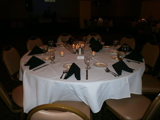 Rockefeller's Grille has a banquet facility that seats 40-170 guests and is perfect for all of life's celebrations. Contact Nicole at 412-403-3317 for information or visit us at rockefellersgrille.com